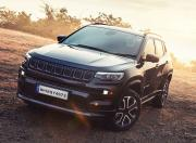 2021 Jeep Compass Facelift Front Static