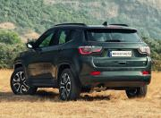 2021 Jeep Compass Facelift Rear Quarter Static 21
