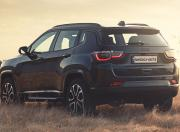2021 Jeep Compass Facelift Rear Quarter Static1