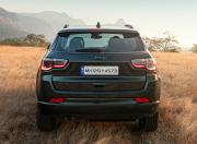 2021 Jeep Compass Facelift Rear Static