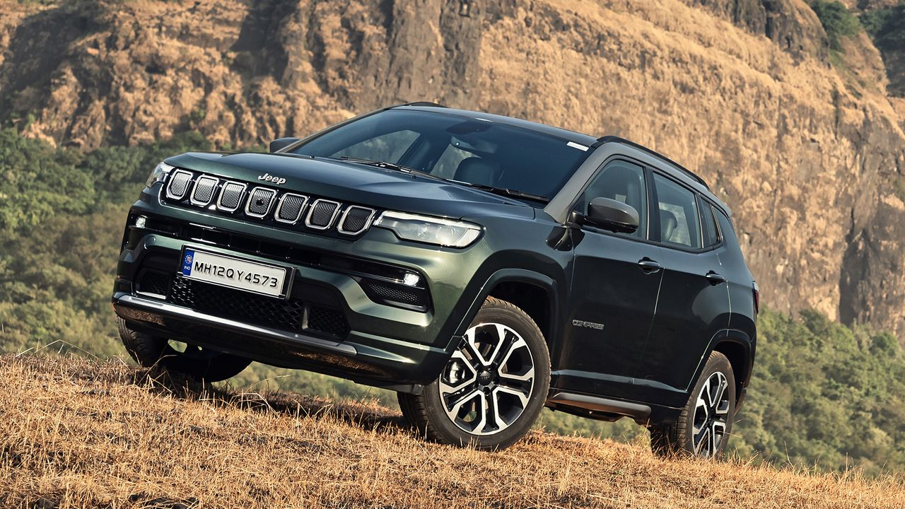 2021 Jeep Compass Facelift Revealed