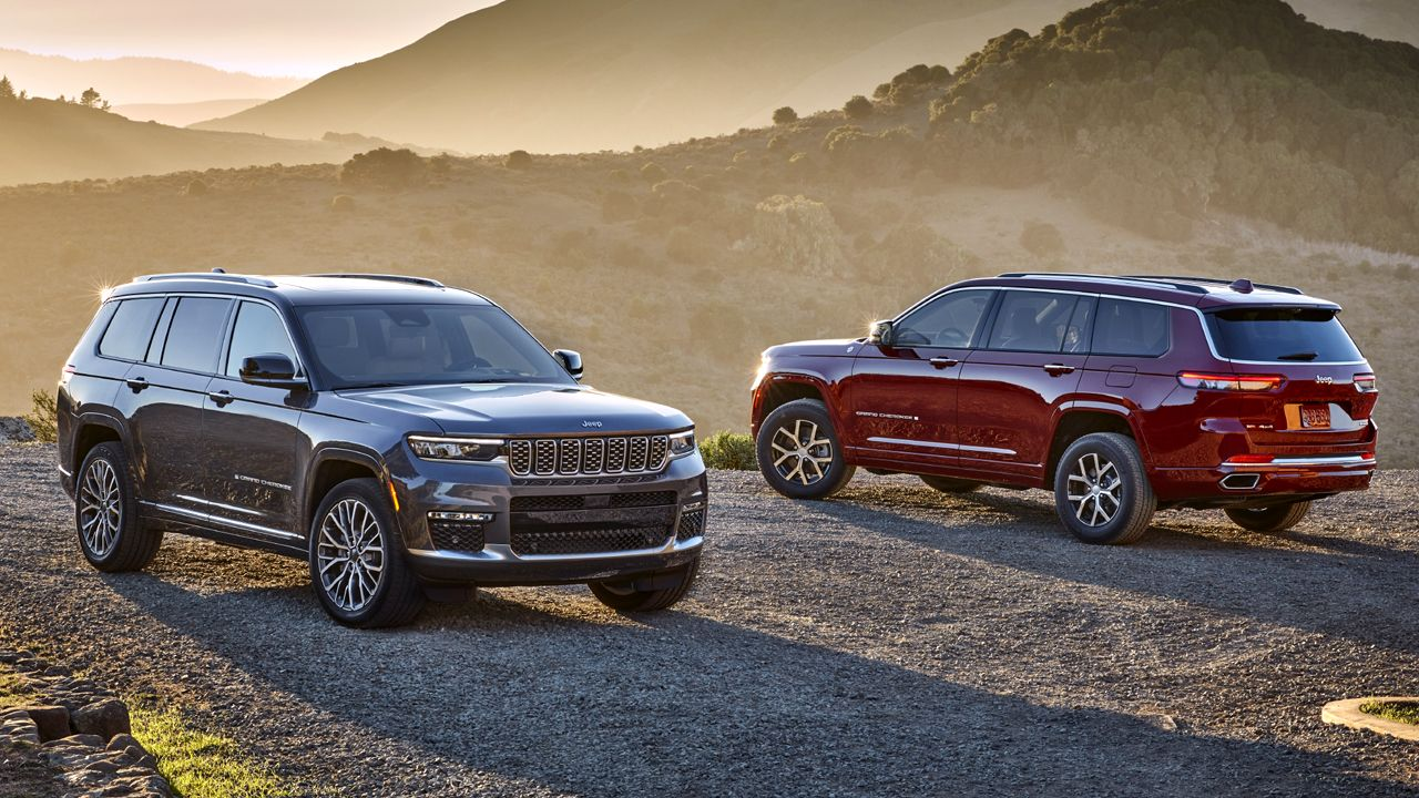 2021 jeep grand cherokee l debuts with three-row seating
