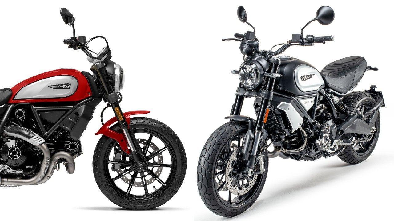 2021 Ducati Scrambler Range Launched M