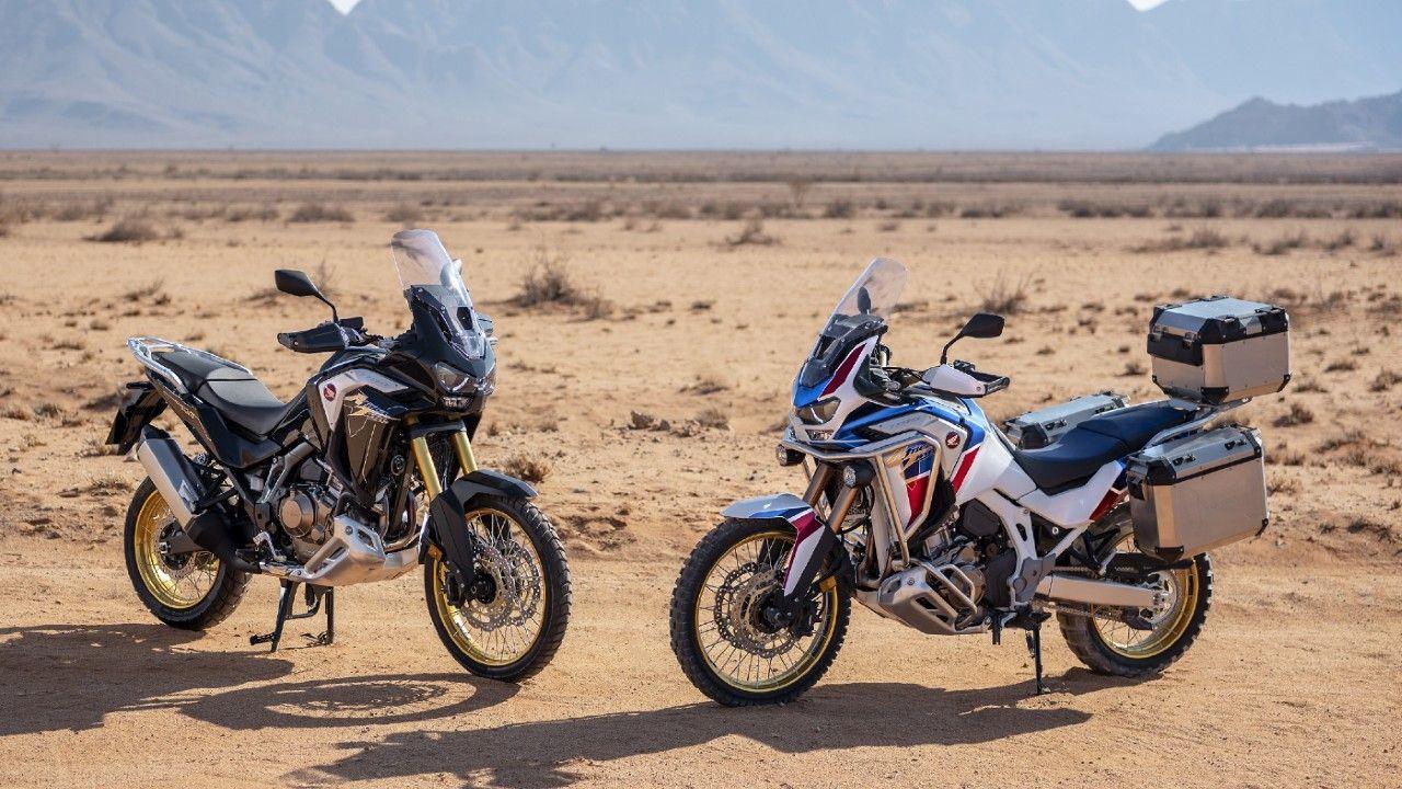 2021 Honda Africa Twin Crf1100l India Launch