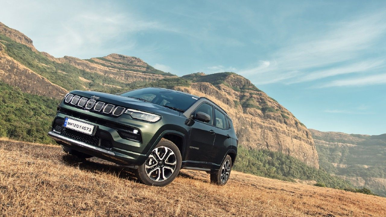 2021 Jeep Compass Launched