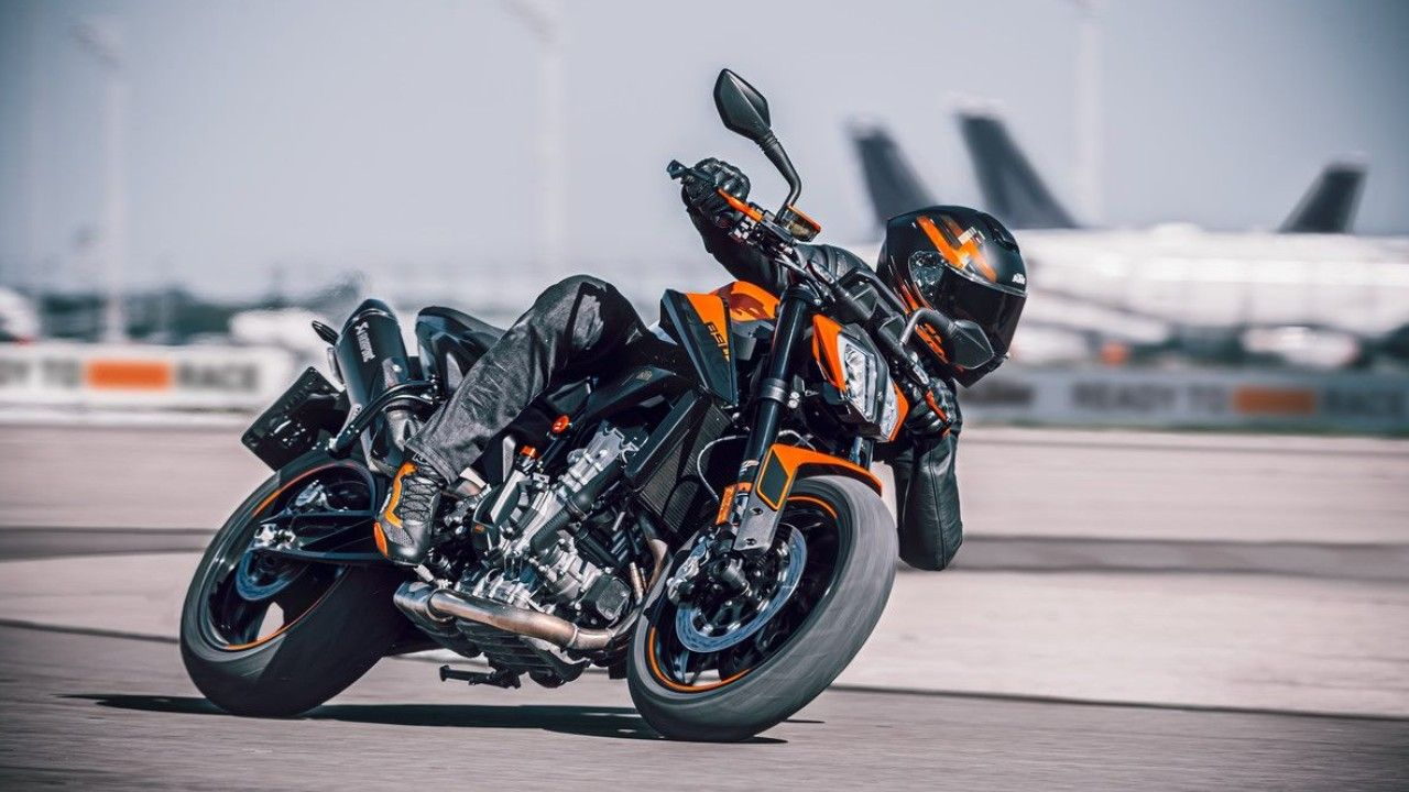 2021 Ktm 890 Duke Unveiled India Bound