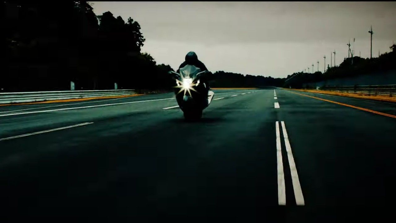 2021 Suzuki Hayabusa Teaser Video Released