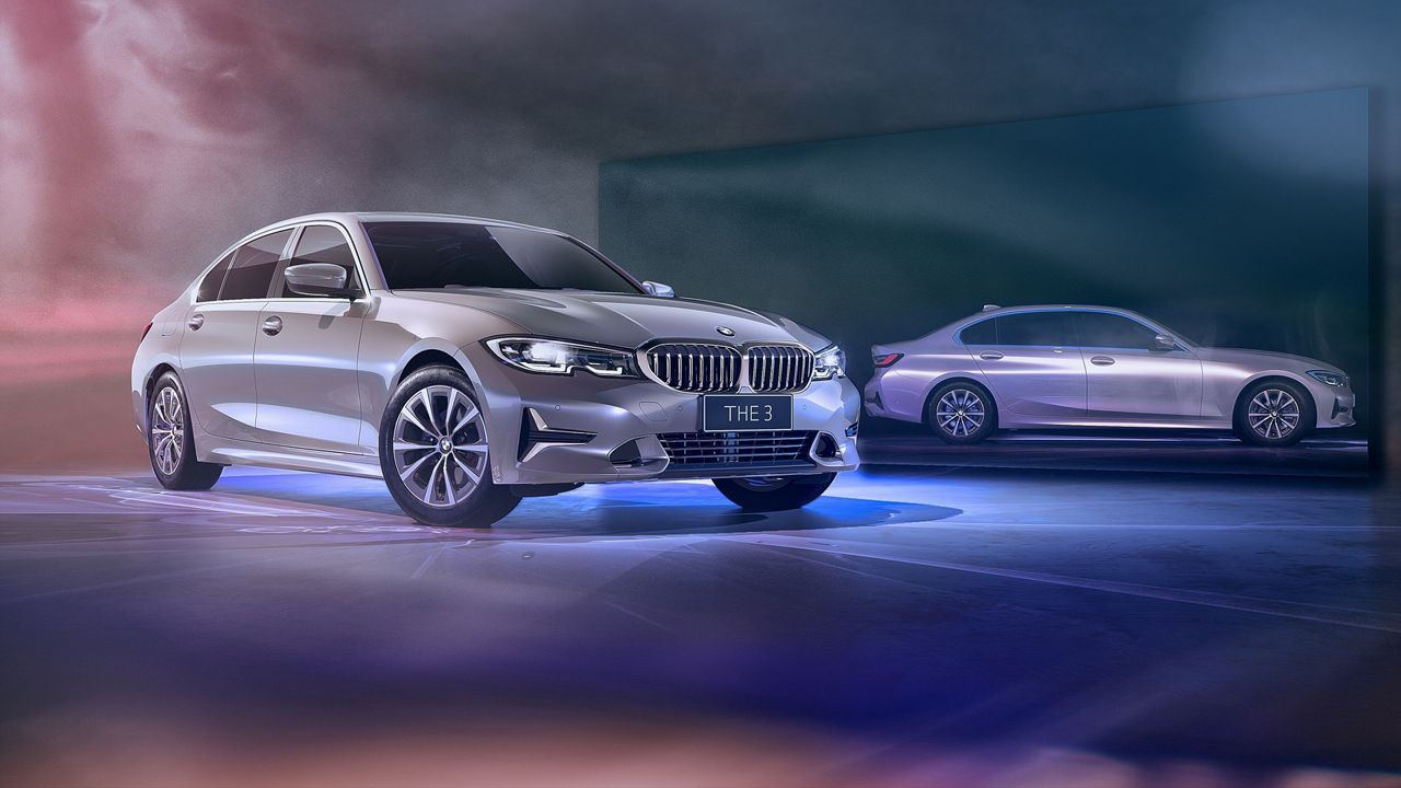BMW 3 Series Gran Limousine Launched In India