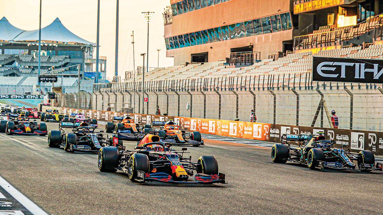 F1 2020 Abu Dhabi GP
