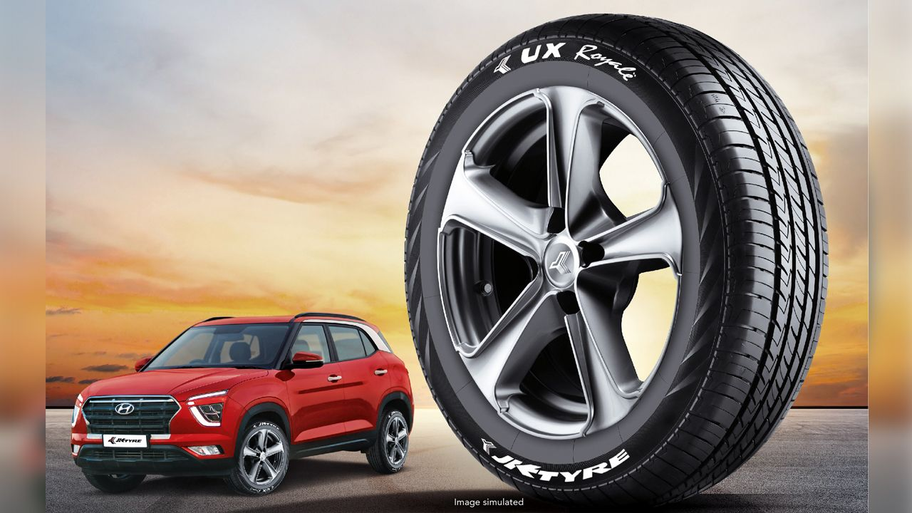JK Tyre Hyundai Tie Up For The Creta