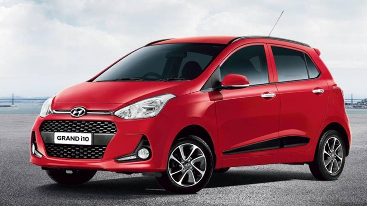 Hyundai Grandi10 Discontinued