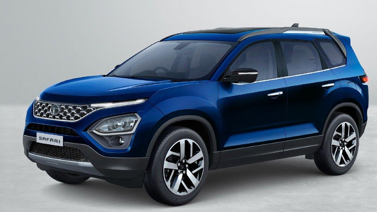 New Tata Safari Revealed Production Commenced