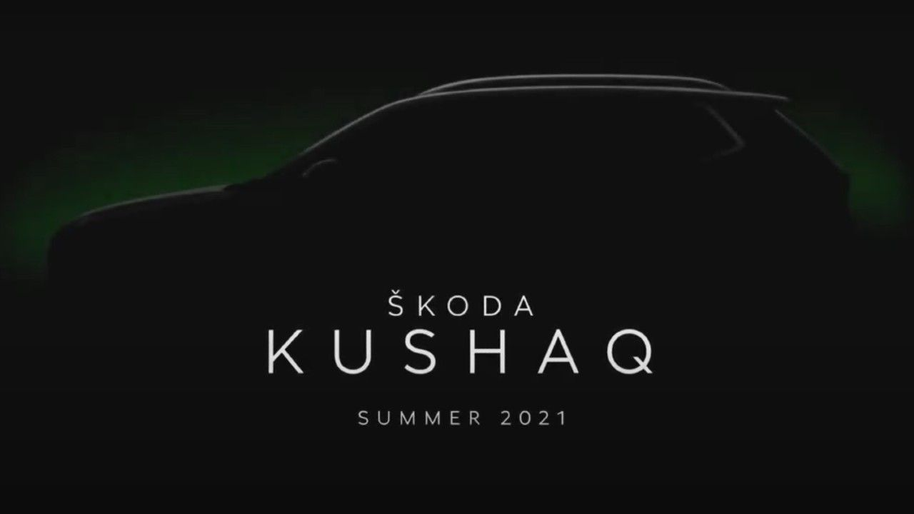 Skoda Vision In Name Reveal Kushaq