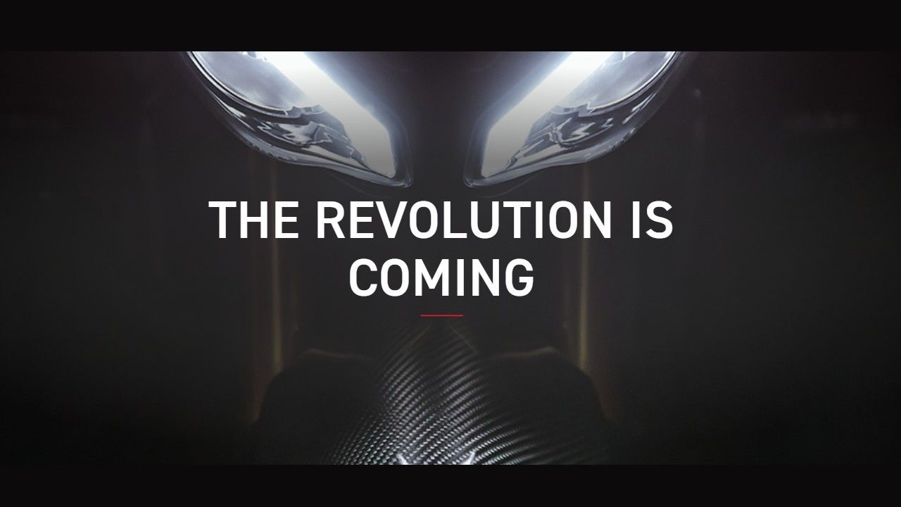 Triumph Speed Triple 1200 Rs Teased