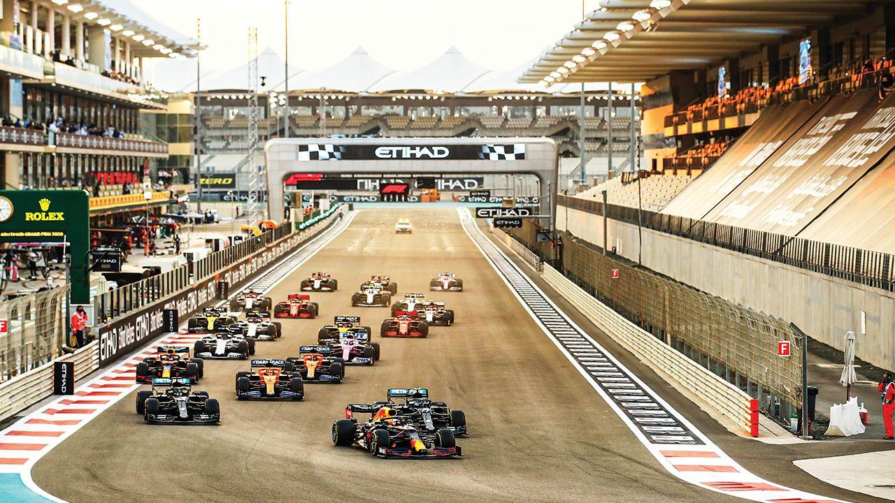 2020 F1 Abu Dhabi GP