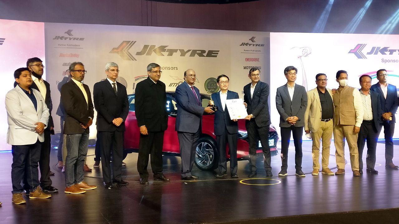 2021 Indian Car Of The Year ICOTY Hyundai I20