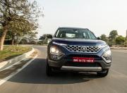 2021 Tata Safari Front Motion1