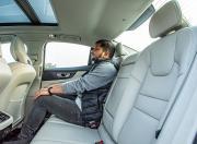 2021 Volvo S60 Rear Seat