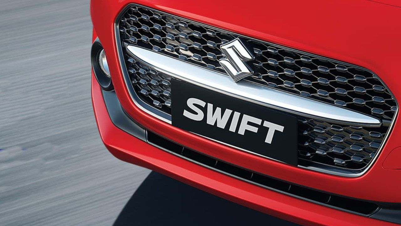 2021 Maruti Suzuki Swift Teased