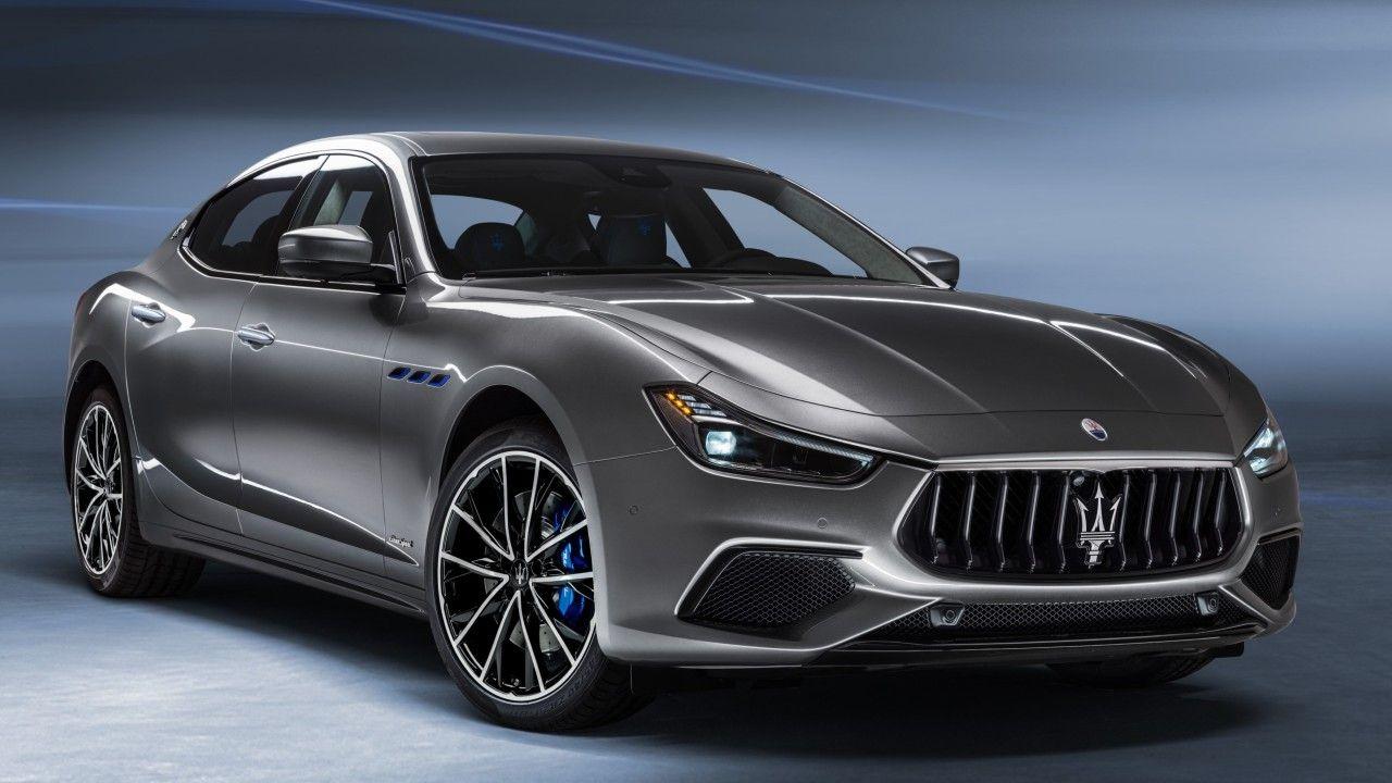 2021 Maserati Ghibli Hybrid Launched India