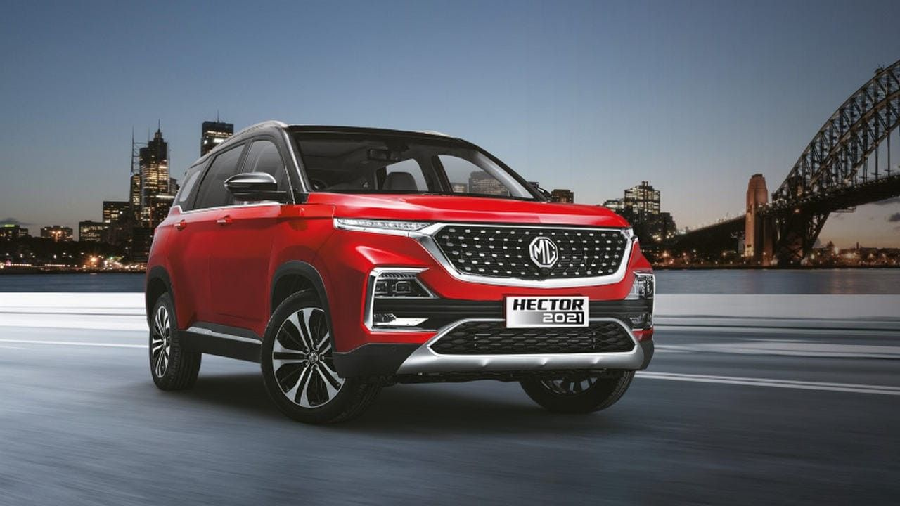2021 Mg Hector Cvt Launching Soon