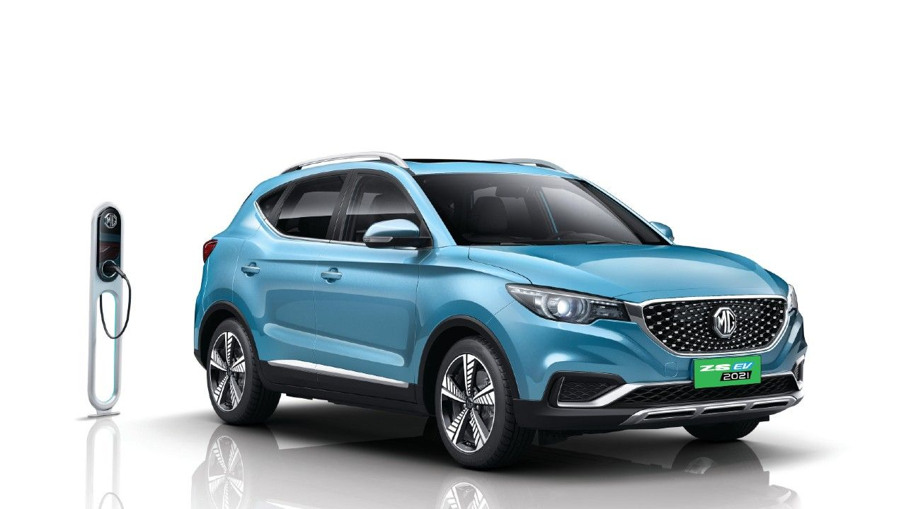 2021 Mg Zs Ev Launched