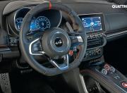Alpine A 110 S Interior