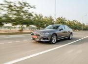 Audi A4 Front Quarter Motion
