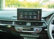 Audi A4 Infotainment System