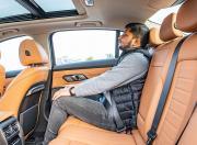 BMW 3 Series Gran Limousine Rear Seats