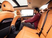 BMW 3 Series Gran Limousine rear seat space