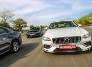 BMW 3 Series Gran Limousine vs 2021 Volvo S60 Front Motion