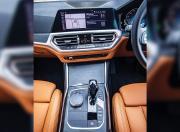 BMW 320Ld Centre Console
