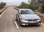 BMW 320Ld Front Quarter Motion