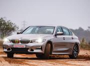 BMW 320Ld Slide Motion