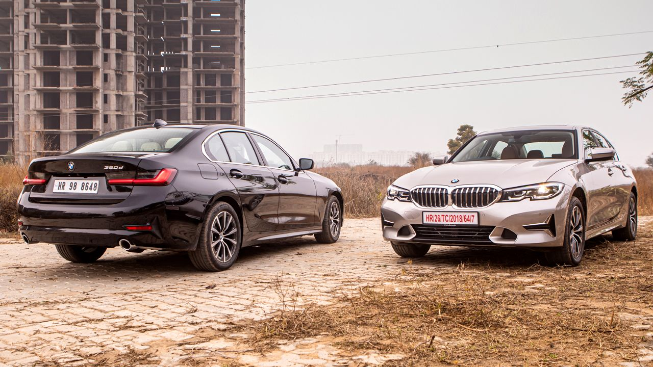BMW 320Ld vs 320d Comparison