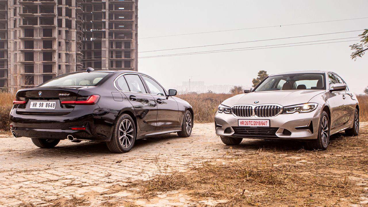 BMW 320Ld Vs 320d