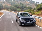 BMW 320d Front Quarter Motion