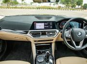 BMW 320d Interior