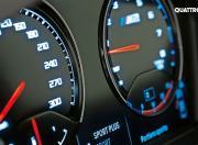 BMW M2 CS Dials