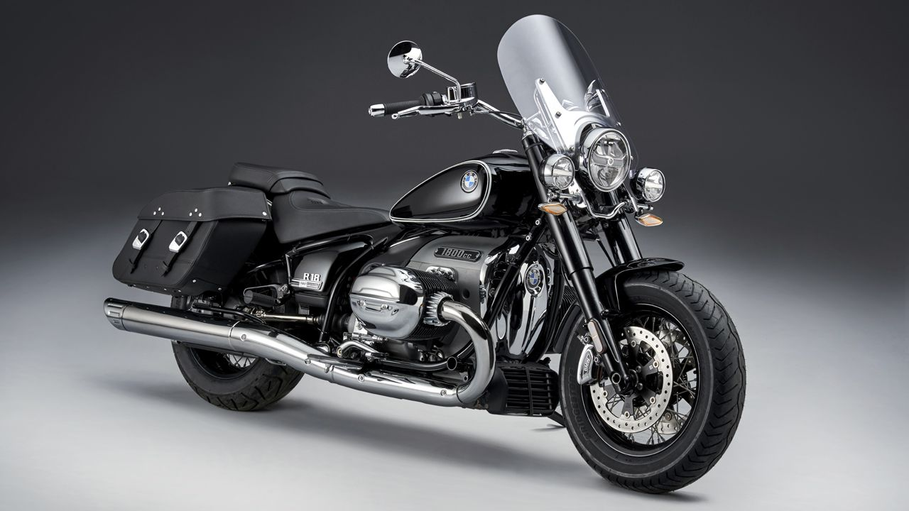 BMW R 18 Classic Launched At Rs 24 Lakh