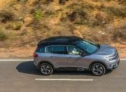 Citroen C5 Aircross Top Side View Motion1