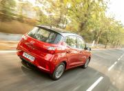 Hyundai Grand i10 NIOS Rear Quarter Motion
