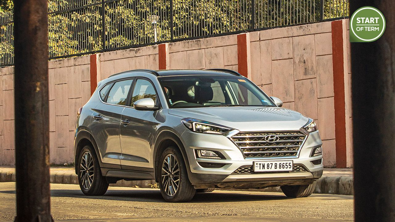 Hyundai Tucson Long Term Report February 2021