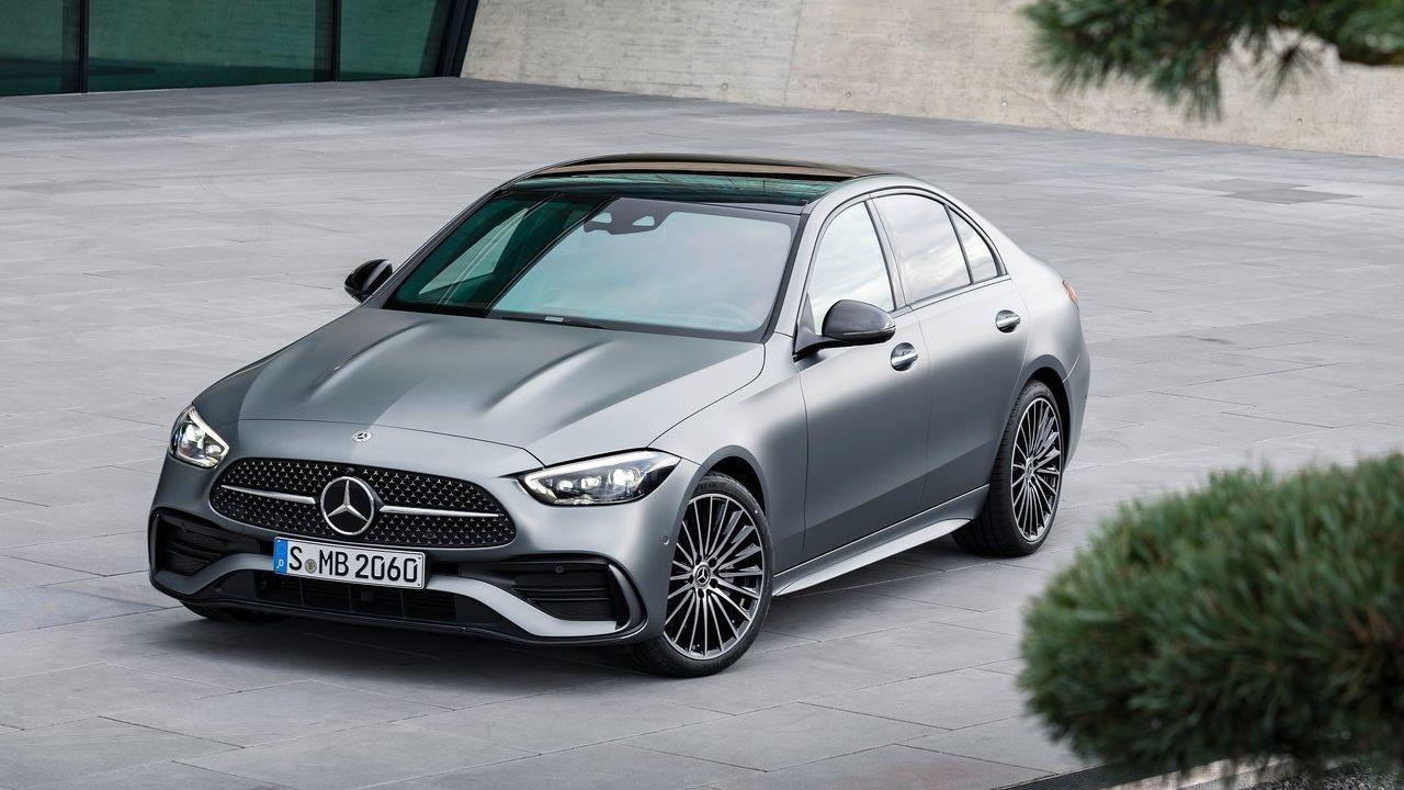 Mercedes Benz C Class 2022 Design