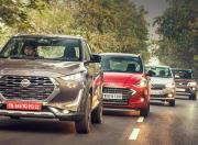Nissan Magnite vs Hyundai Grand i10 NIOS vs Honda Amaze vs Toyota Urban Cruiser