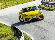 Porsche 718 Cayman GT4 Front Motion