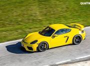 Porsche 718 Cayman GT4 Motion