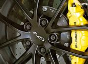 Porsche 718 Cayman GT4 Wheel and Brakes