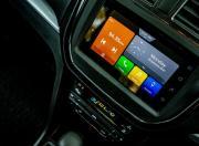 Toyota Urban Cruiser Infotainment Screen